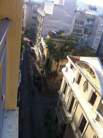 Evripides Hotel: vue extérieur 2