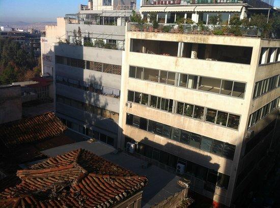 Evripides Hotel: vue extérieur 3