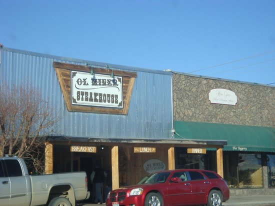 Ol Miner Steakhouse : The Ol' Miner in Gunnison