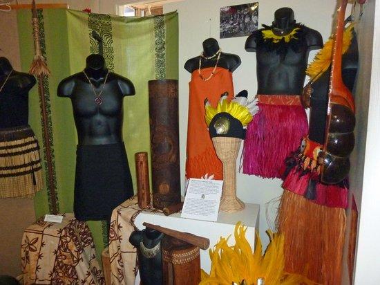 Kauai Museum: More exhibits