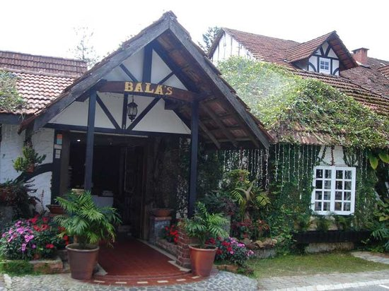 Jim Thompson's Tea Room at Bala's Photo