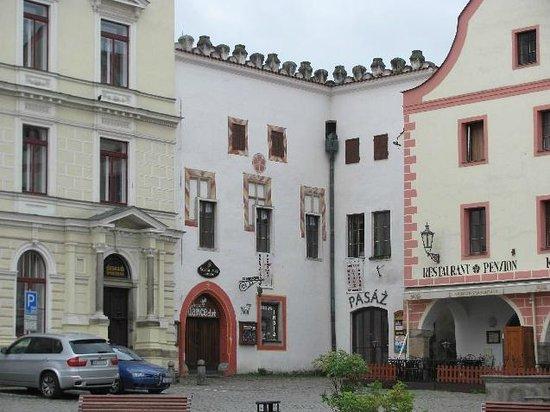 Jakoubek House