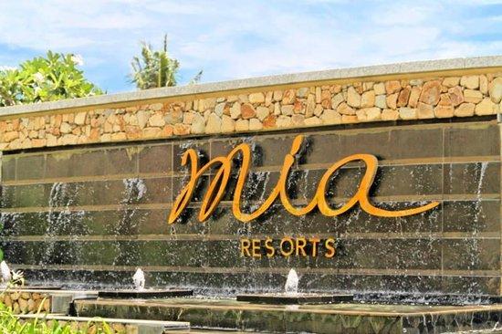 Mia Resort Nha Trang: Entrance