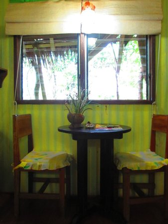 Bohol Bee Farm: window