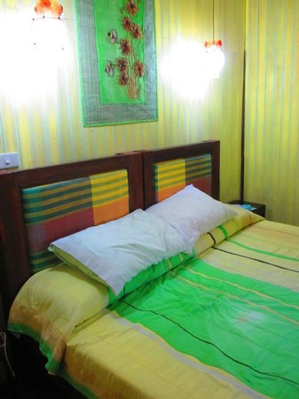 Bohol Bee Farm: Bedroom