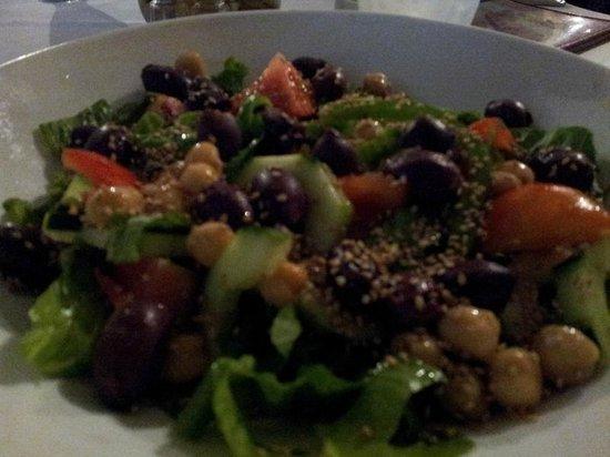 San Ignacio Resort Hotel: Med Salad