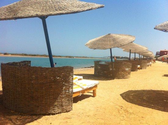 Sheraton Miramar Resort El Gouna: Beach
