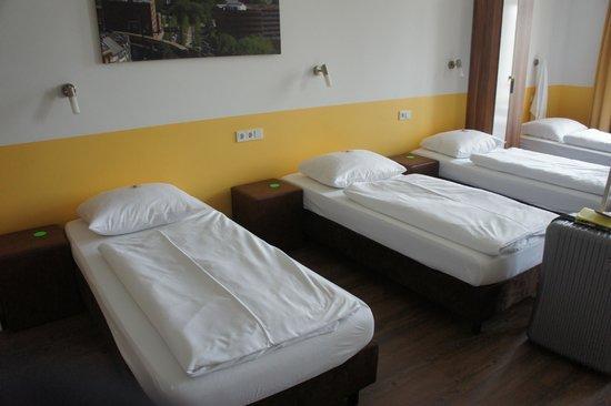 Grand Hostel Berlin: Beds