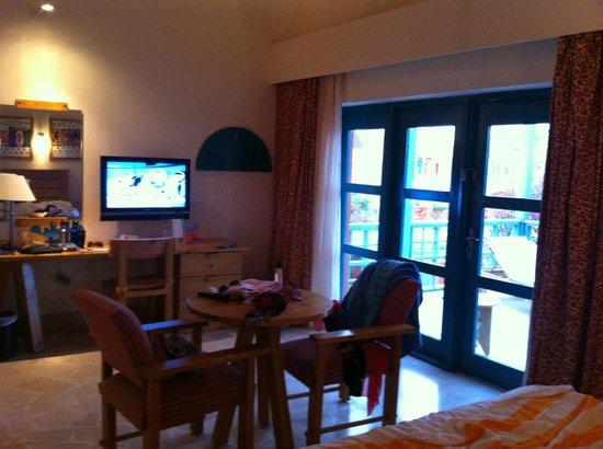 Sheraton Miramar Resort El Gouna : room