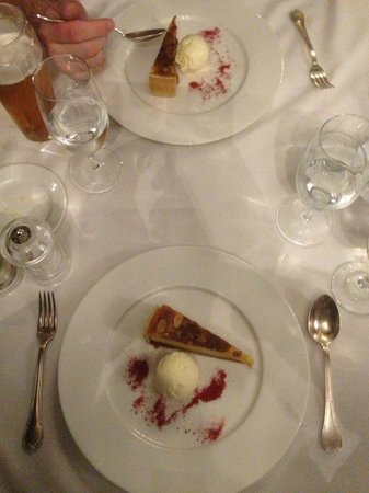Mere Court Hotel And Conference Centre: The Best Bakewell Tart!