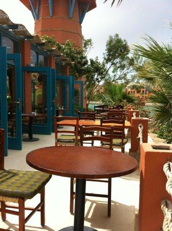 Sheraton Miramar Resort El Gouna : Restaurant