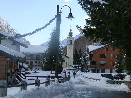 Romantik Hotel Jolanda Sport: The Village