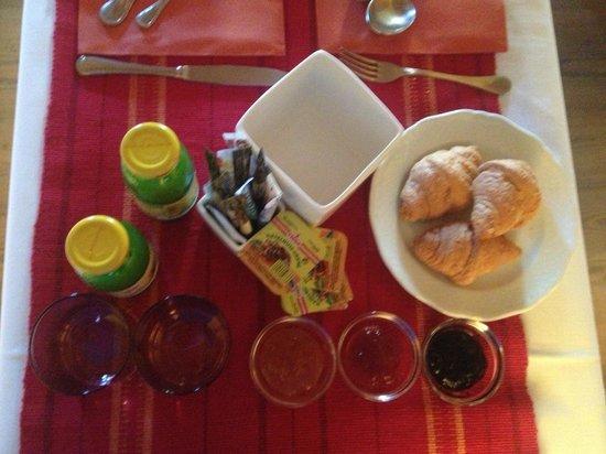 Valbruna Inn: colazione da re
