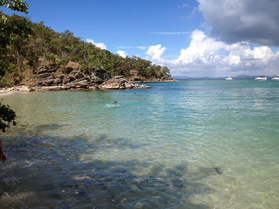 Great Keppel Island Holiday Village: Stunning beaches