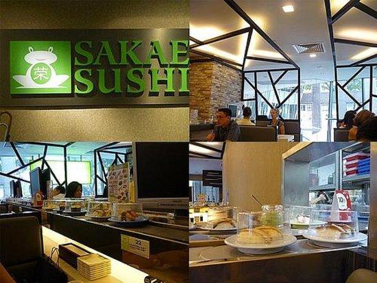 Sakae Sushi (Wheelock Place), Singapore - Orchard Road
