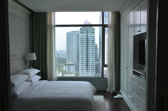 Oriental Residence Bangkok: View