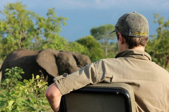 Tydon Safari Camp: Tydon ranger