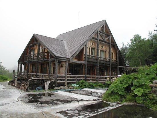 Lodge Nutapukaushipe: Exterior