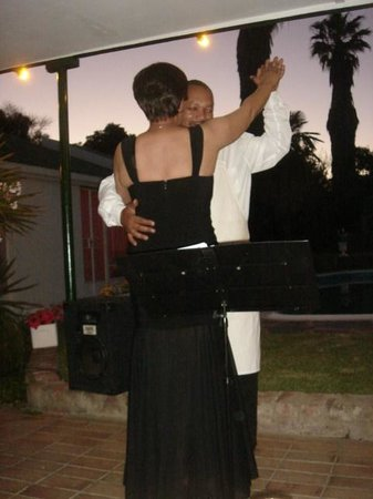 Magic Moments in Oudtshoorn: MM1