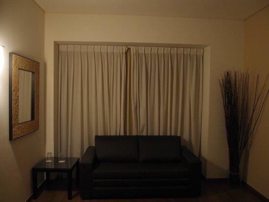 فيتال هوتل تل أبيب بيزنيس بوتيك هوتل: 客室内部 