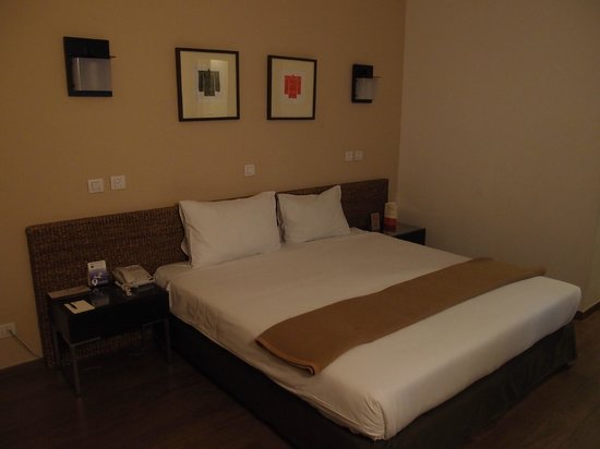 Vital Hotel: 客室内部