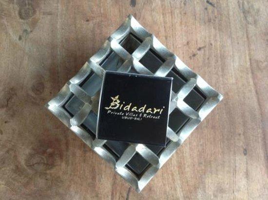 Bidadari Private Villas & Retreat: ash tray