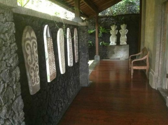 Bidadari Private Villas & Retreat: villa tunjung