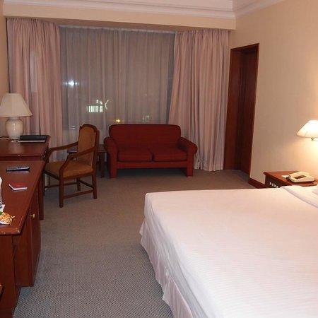 Melia Kuala Lumpur: 部屋です。