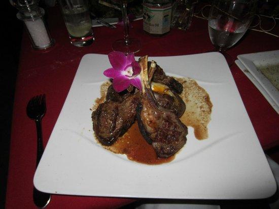 Voodka: Lamb Chops