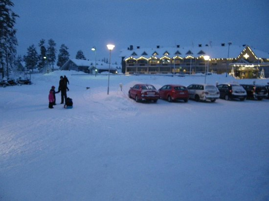 Hotel Hullu Poro - The Crazy Reindeer: Lapland