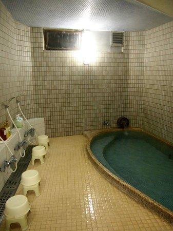 Hongakuin : 共用のお風呂