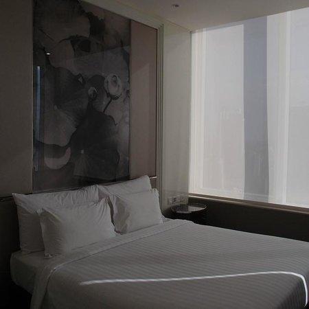 โรงแรม แกรนด์เซ็นเตอร์พอยท์ สุขุมวิท เทอมินอล 21: 寝室です