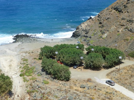 richtis beach - Picture of Richtis Gorge, Sitia - TripAdvisor