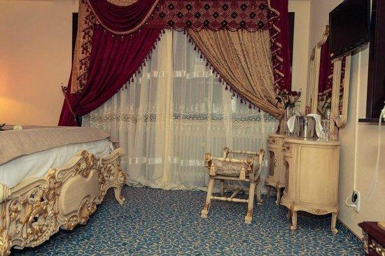 Hotel Restaurant Tannenhof: Deluxe Doppelzimmer mit Balkon (24)