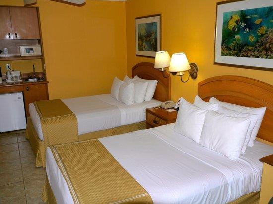 Comfort Suites Paradise Island: Zimmeransicht
