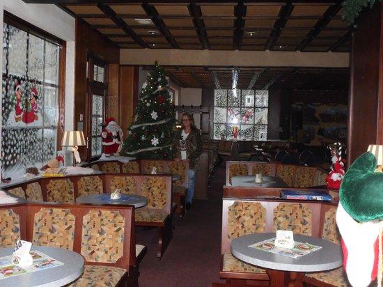 Hotel Opdeboud : bar area