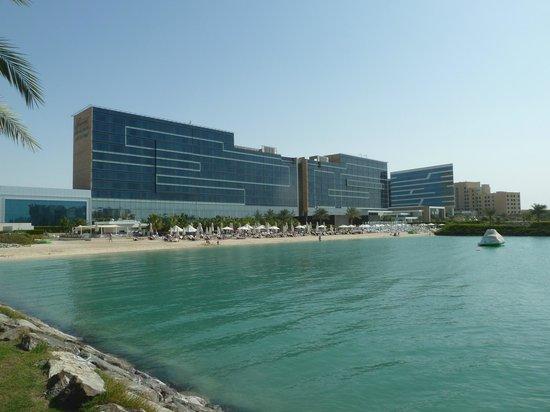 Fairmont Bab Al Bahr: Spiaggia