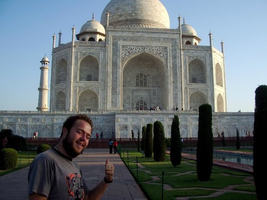 Taj Mahal: Check this out!