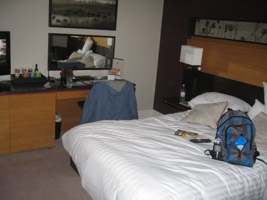 Doubletree by Hilton, Dunblane-Hydro: bedroom
