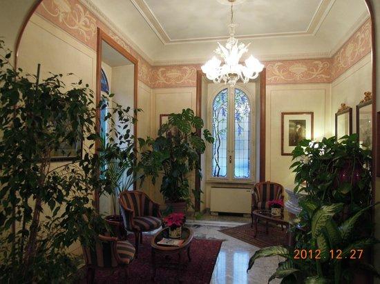 Hotel Farnese: ホテル内装