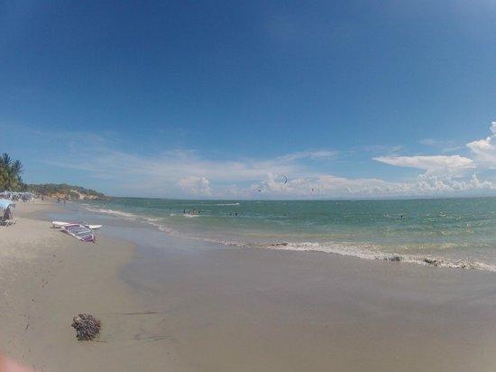 Posada Paraiso: El Yaque Beach