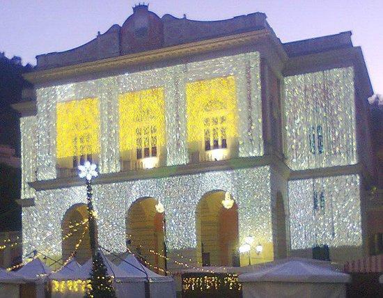 Centro Storico : Teatro Rendano a Natale