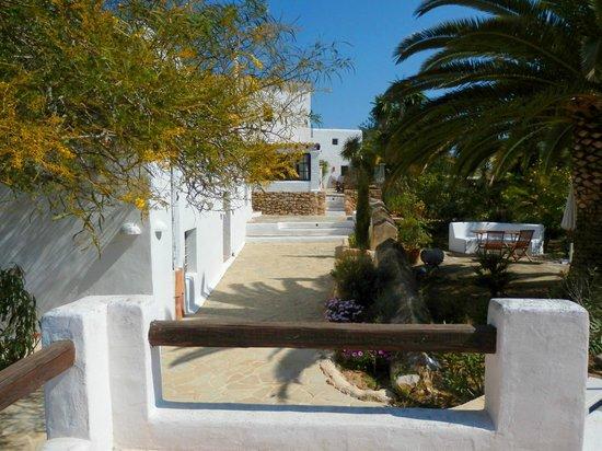 Finca La Colina: Teilansicht Hotel
