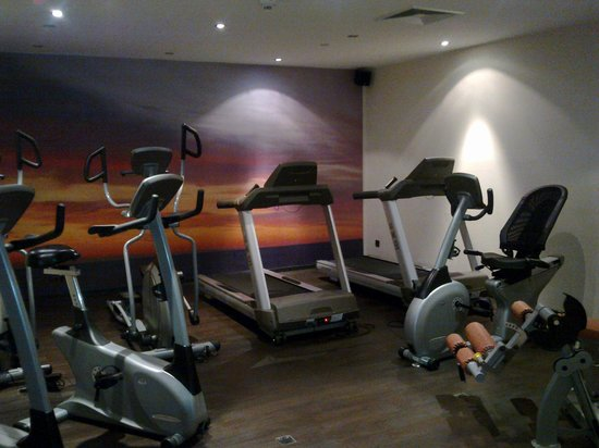 Fleming's Deluxe Hotel Wien-City: Gym