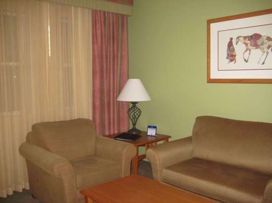 Best Western Plus King's Inn & Suites: the room