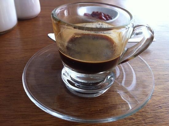 Cafe Siam Breakfast Short Black Coffee