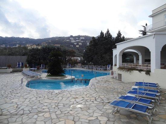 Grand Hotel Aminta: Piscina Hotel