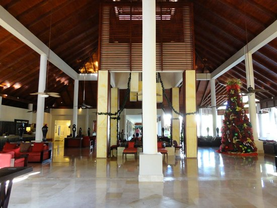 Dreams Palm Beach Punta Cana: Lobby