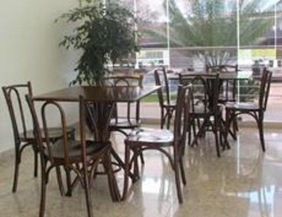 Premium Executive Hotel: Sala de espera