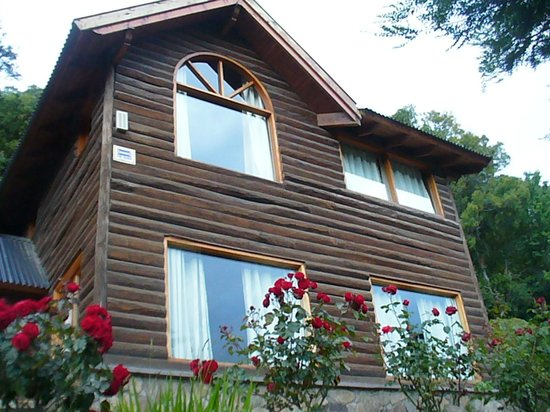 Cabanas Aba Salomon: vista de nuestra cabaña n 5